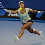 Li Na stirring the Chinese community to a new focus within her sport brings her into the limelight as never before.