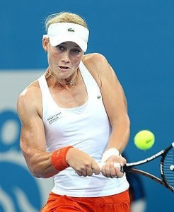 Samantha Stosur Pictures Herself Winning the Australian Open in 2012