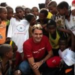 Roger Federer Foundation: Actively Helping Children in Africa