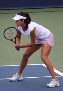 Ana Ivanovic Australian Open 2012 Dressed to Kill: Clijsters Prime Target