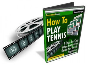 How to play tennis as a beginner