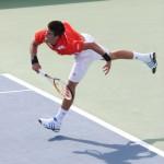 Novak Djokovic tennis Racket Reigns Supreme in Season Finale