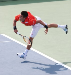 Tennis Energy Expenditure Pushed to New Limits by Djokovic & Nadal