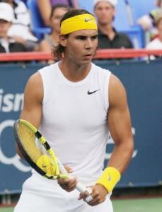Rafael Nadal fought to the very end in the Austrlian Open Men's Final against Novak Djokovic
