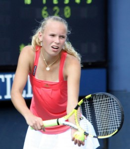 Caroline Wozniacki Tennis Ranking and Mental Game Plan