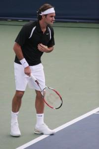 Roger Federer Best Shots in Tennis Not Over Yet