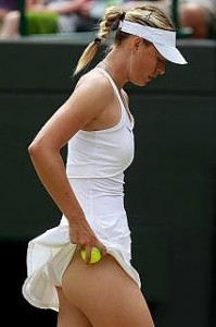 Maria Sharapova Design Fashion Statement a Tag Heuer Winner