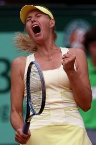 Sharapova Defeats Wozniacki: No Hand Shake from Dane for Umpire