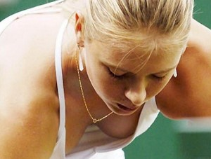 Maria Sharapova Yoga For Tennis Players