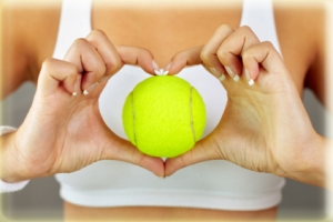 Tennis is our passion. We love tennis!